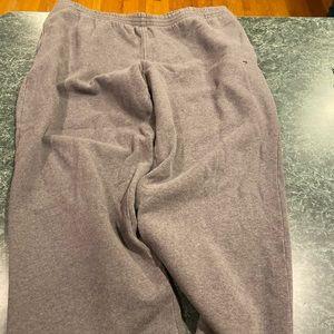 Tommy Hilfiger Gray Sweatpants Size XL